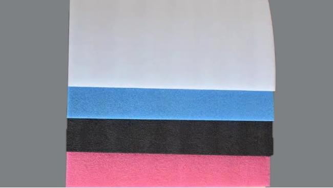 成都珍珠棉包装不同的颜色都有什么区别吗?