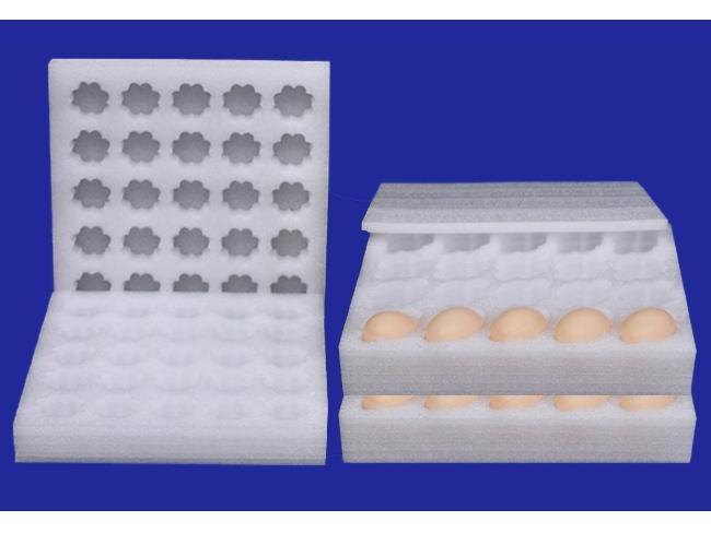 成都珍珠棉用来包装鸡蛋比起纸塑好在哪里?