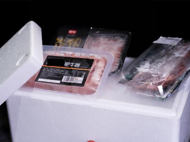 超市配送生鲜盒订购