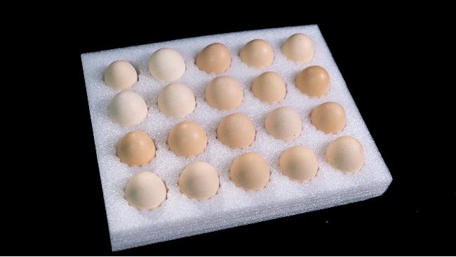 你的鸡蛋包装离高端产品只差珍珠棉!