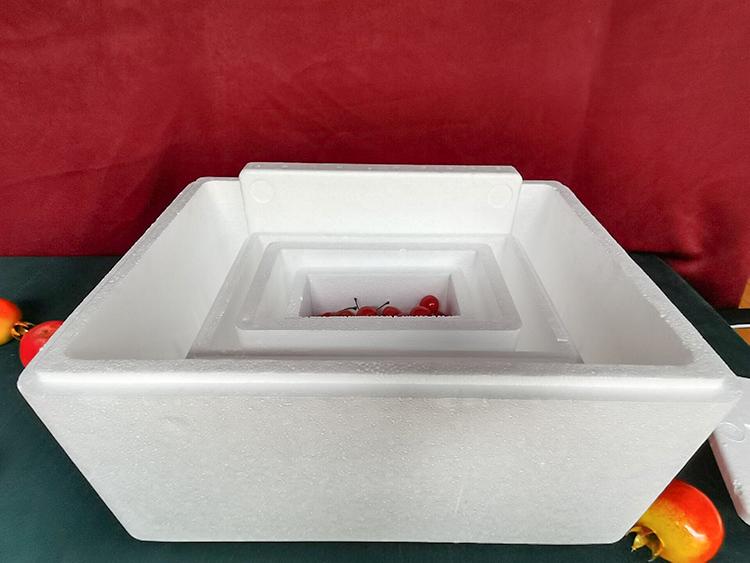 昊瑞包装浅析EPS泡沫箱多方面的运用