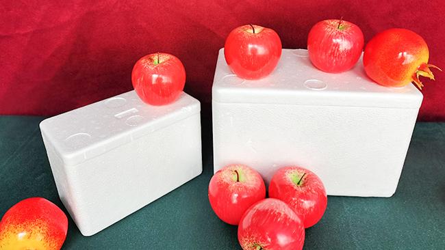 昊瑞包装解析使用水果泡沫箱的好处
